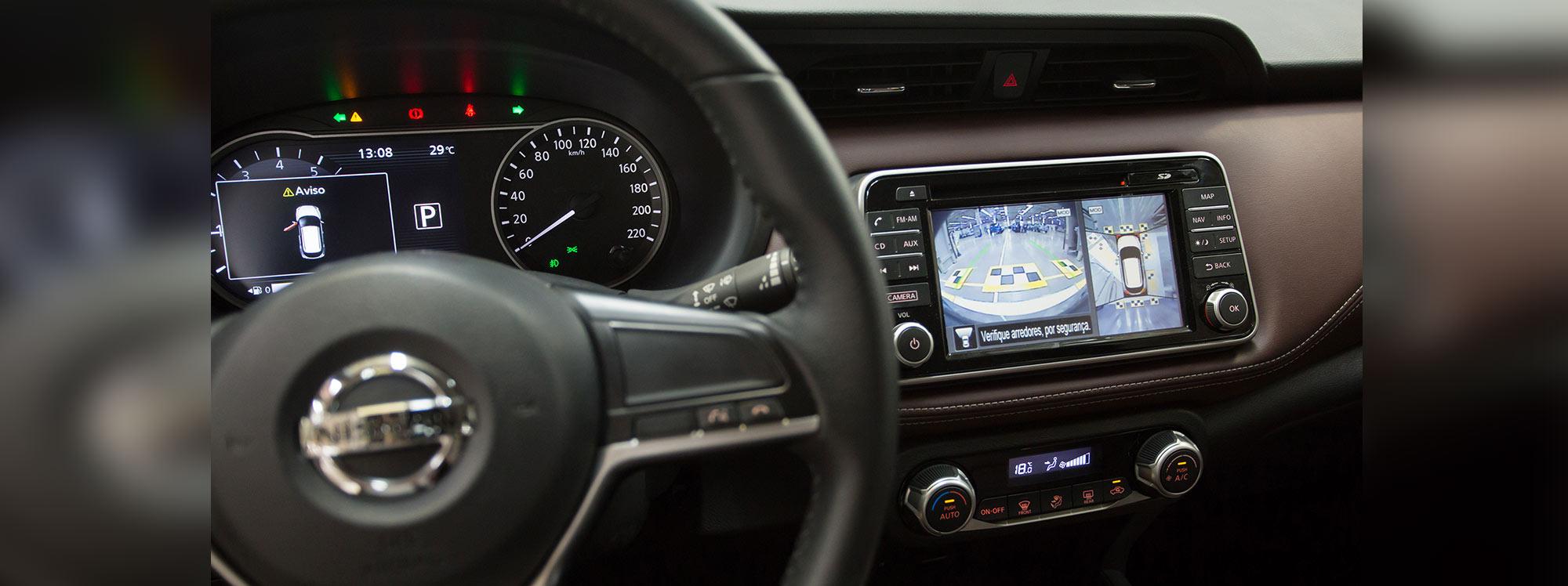 Nissan desarrolla tecnologías para reducir el estrés de los conductores