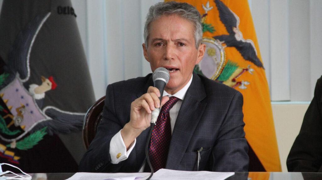 El general Juan Carlos Rueda renuncia a la dirección del Isspol
