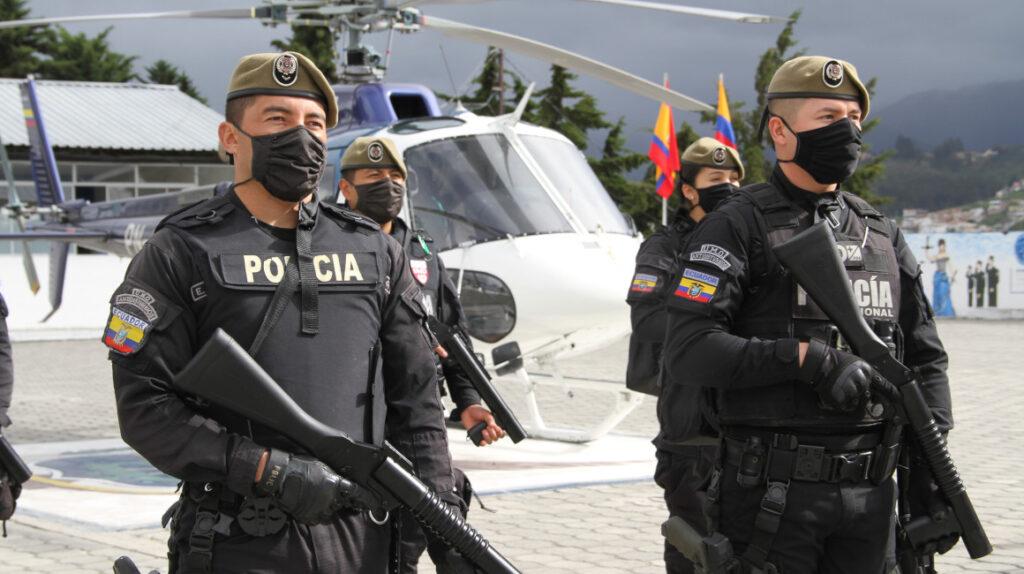 General Rueda: Si no fuera por Estados Unidos, el caso Isspol se dormía