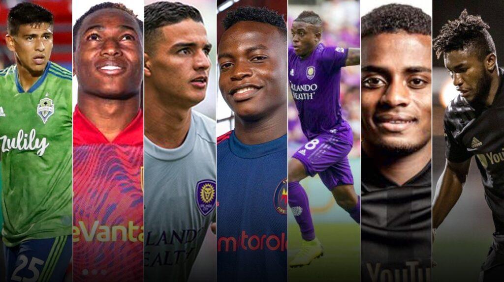 Siete futbolistas ecuatorianos jugarán en la MLS 2021