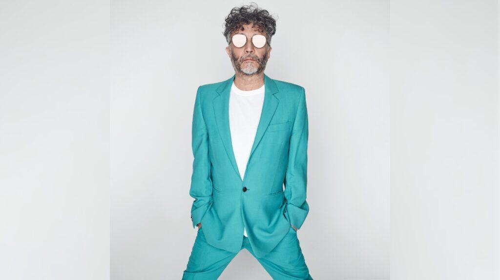 Fito Páez, entre el Grammy y la plenitud como padre y artista