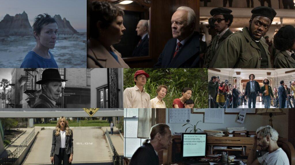 Los ocho maravillosos filmes nominados al Óscar 2021