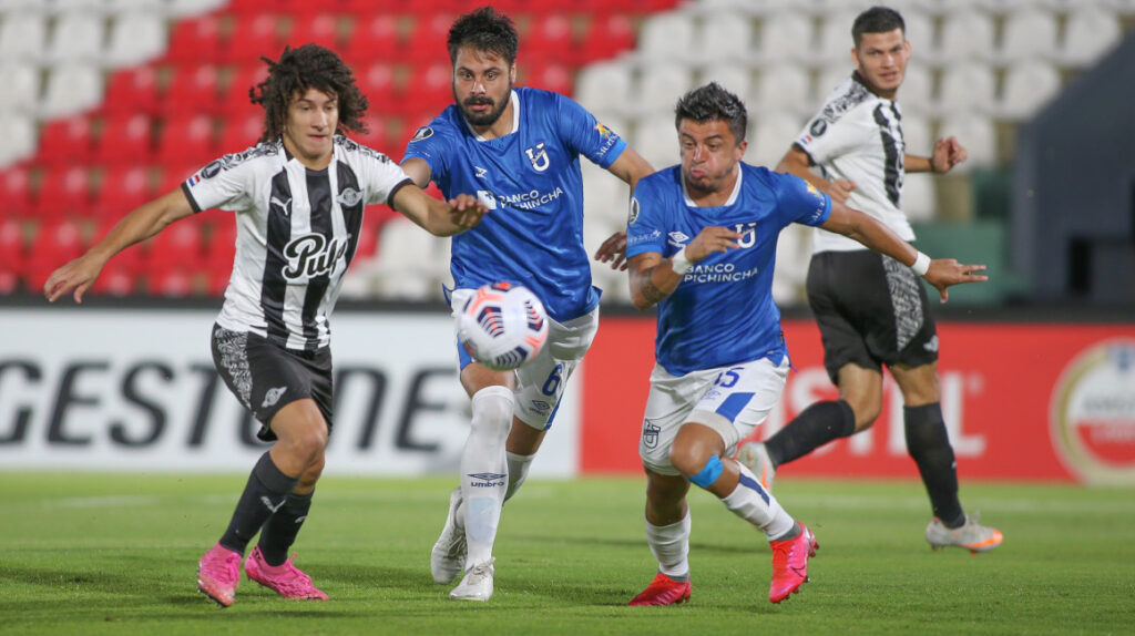Universidad Católica queda eliminado en la Fase 2 de la Libertadores