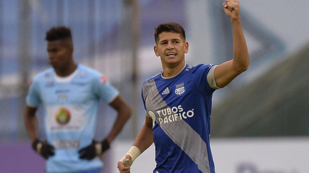 Macará y Emelec empatan en el partido de ida de la Copa Sudamericana