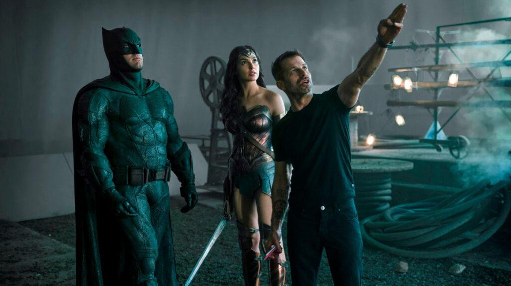 'Justice League: Snyder cut' tuvo un accidentado estreno virtual