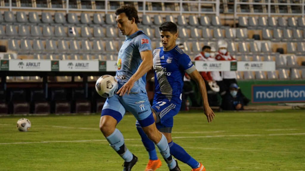 Macará y Emelec debutan en nueva modalidad de la Copa Sudamericana