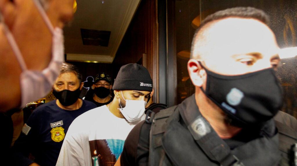 'Gabigol' fue detenido en un casino clandestino de Brasil