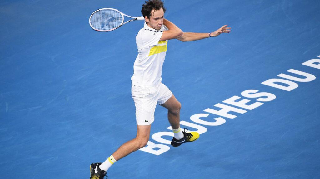 Daniil Medvedev ganó el décimo título en su carrera como tenista