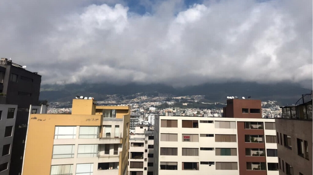 Quito registró un temblor de leve magnitud este 14 de marzo