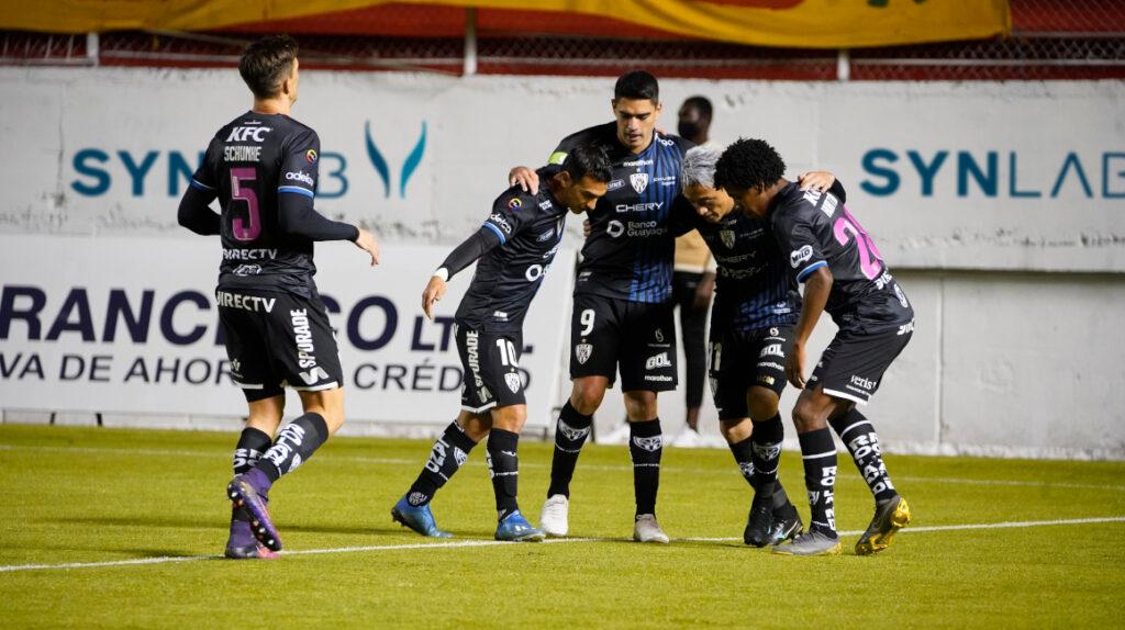Independiente consigue una apretada victoria frente a Aucas en la Fecha 4