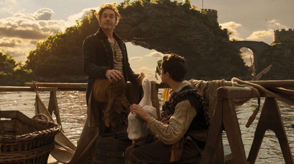 """""""Dolittle"""" y """"Fantasy Island"""", nominadas a lo peor del cine en los Razzie"""