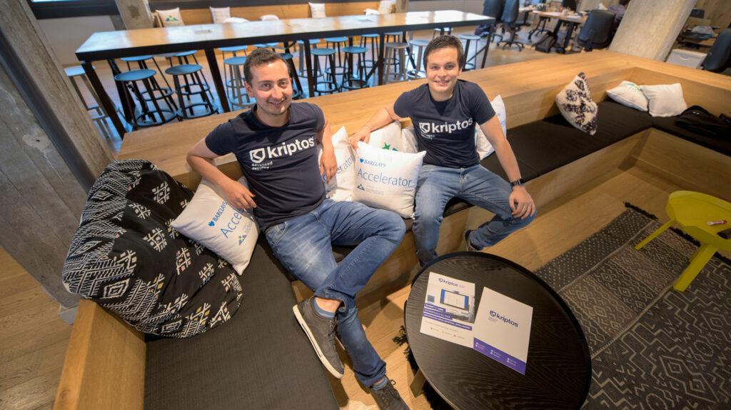 Kriptos, la startup de ciberseguridad con sello ecuatoriano