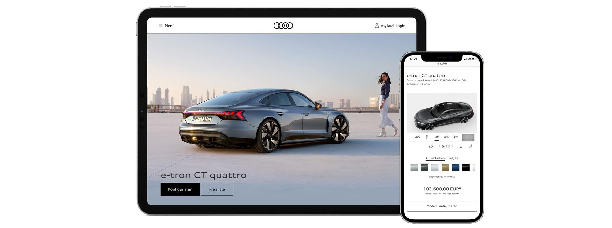 Audi mejora su servicio al cliente a través de la digitalización
