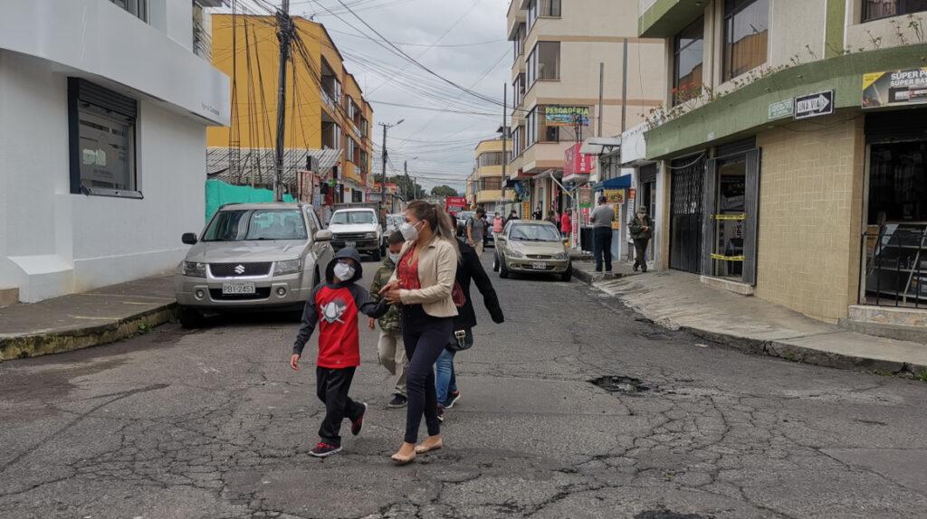 Suben contagios de Covid en parroquias rurales de Quito