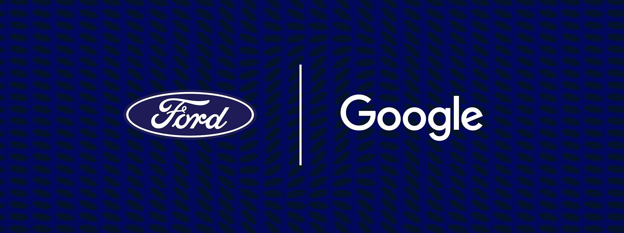 Ford y Google se unen para reinventar la conectividad vehicular