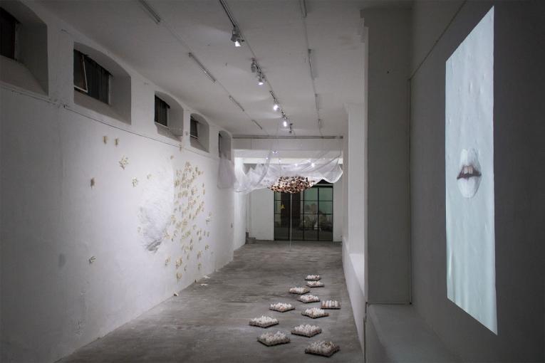 Imagen de la muestra '(im)pura', de Paula Hinojosa.