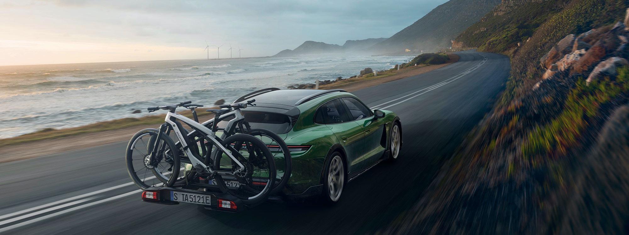Así son las nuevas eBikes de Porsche