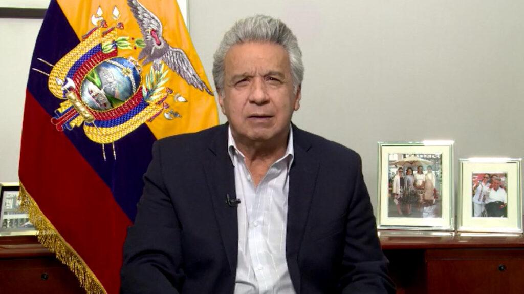 """Moreno pide a la Asamblea """"escuchar el deseo de defender la dolarización"""""""