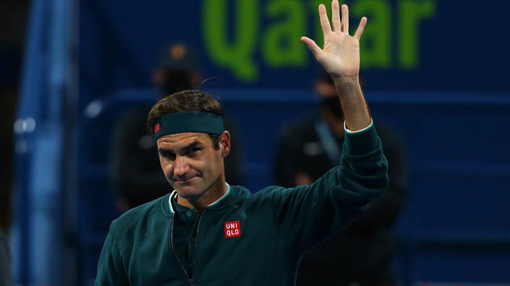 Roger Federer vence a Evans y consigue la victoria 1.243 de su carrera