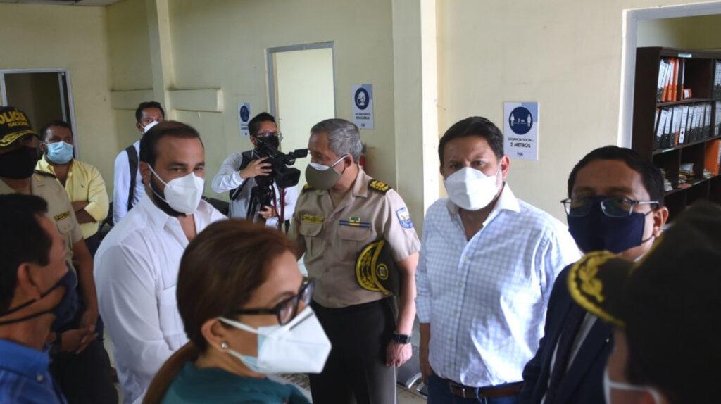La orden para ejecutar atentados en El Triunfo salió de la cárcel de Turi