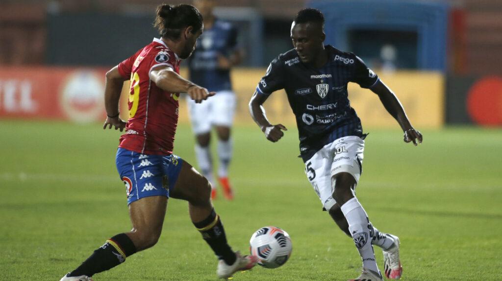 Independiente pierde 1-0 en Chile y la serie se definirá en Casa Blanca