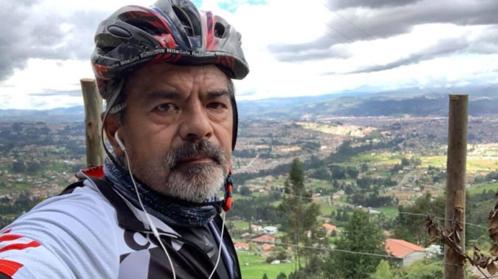 Ecuador lamenta el fallecimiento del exciclista olímpico Jhon Jarrín
