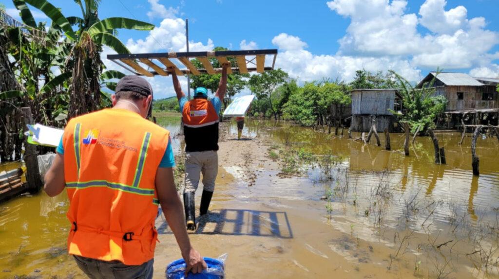 Portoviejo y Guayaquil evalúan acciones para afrontar época invernal