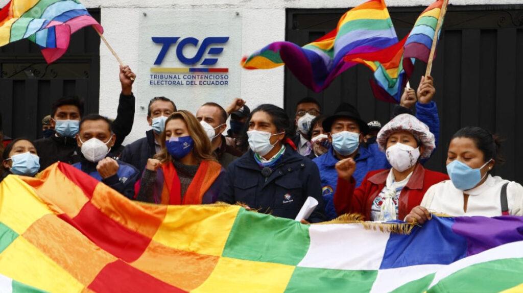 TCE niega recurso de apelación interpuesto por Pachakutik