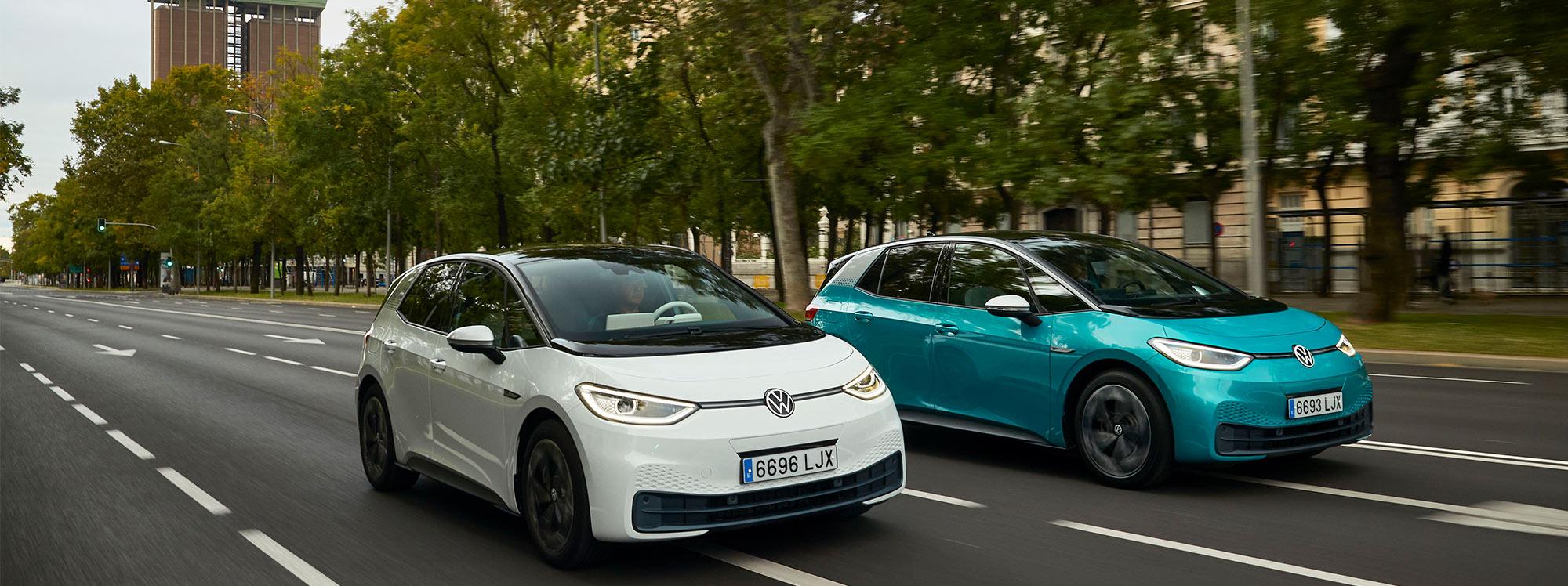 Volkswagen, actualizaciones inalámbricas a través de 'Over-the-Air'