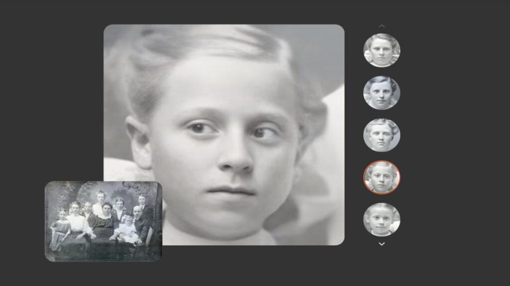 Deep Nostalgia, la aplicación que da vida a las fotos 'vintage'