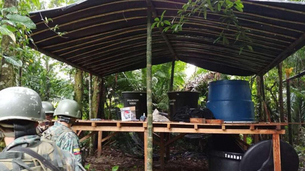 El narcotráfico cerca a Ecuador y profundiza la inseguridad