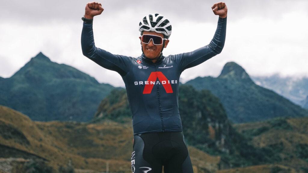 Richard Carapaz ante el mayor de sus retos: ganar el Tour de Francia