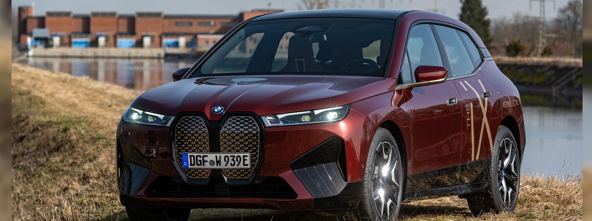 BMW impulsará la creación de autos con energía hidroeléctrica
