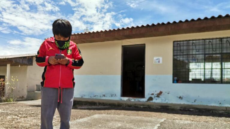 El 14,5% de las parroquias en Ecuador no está conectada a Internet