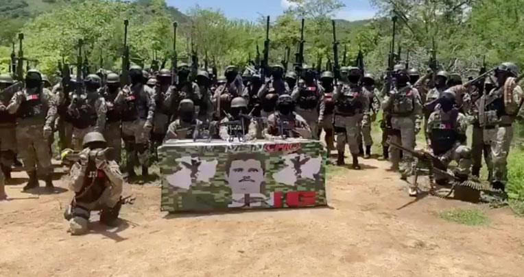 El cartel Jalisco Nueva Generación es conocido por sus manifestaciones de violencia extrema.