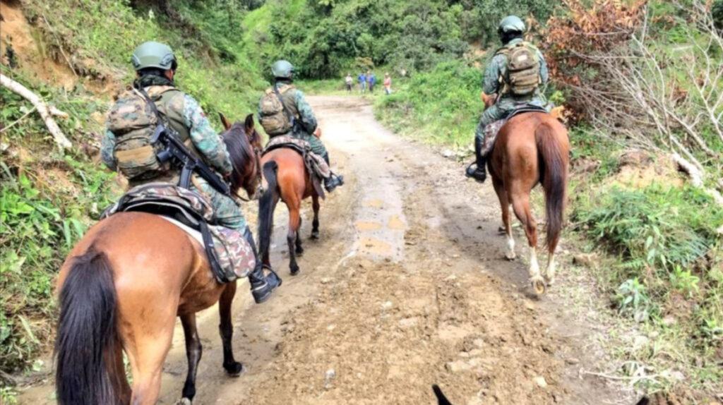 La minería ilegal continúa en La Merced de Buenos Aires, pese a controles
