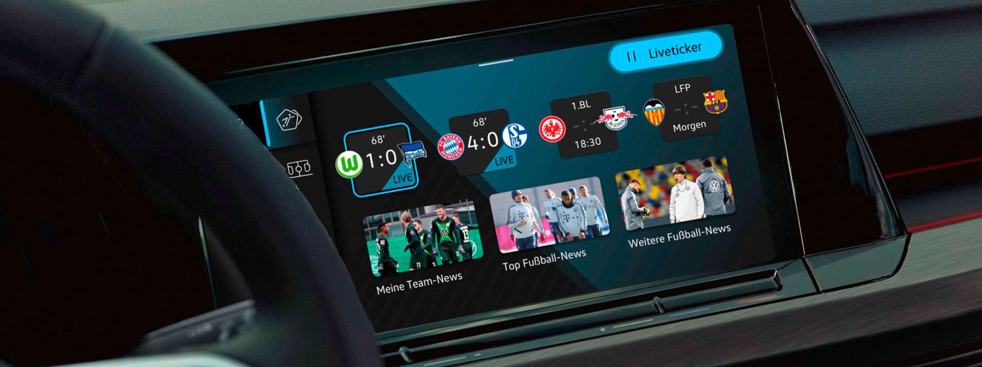 We Score, la nueva aplicación de Volkswagen para amantes del fútbol