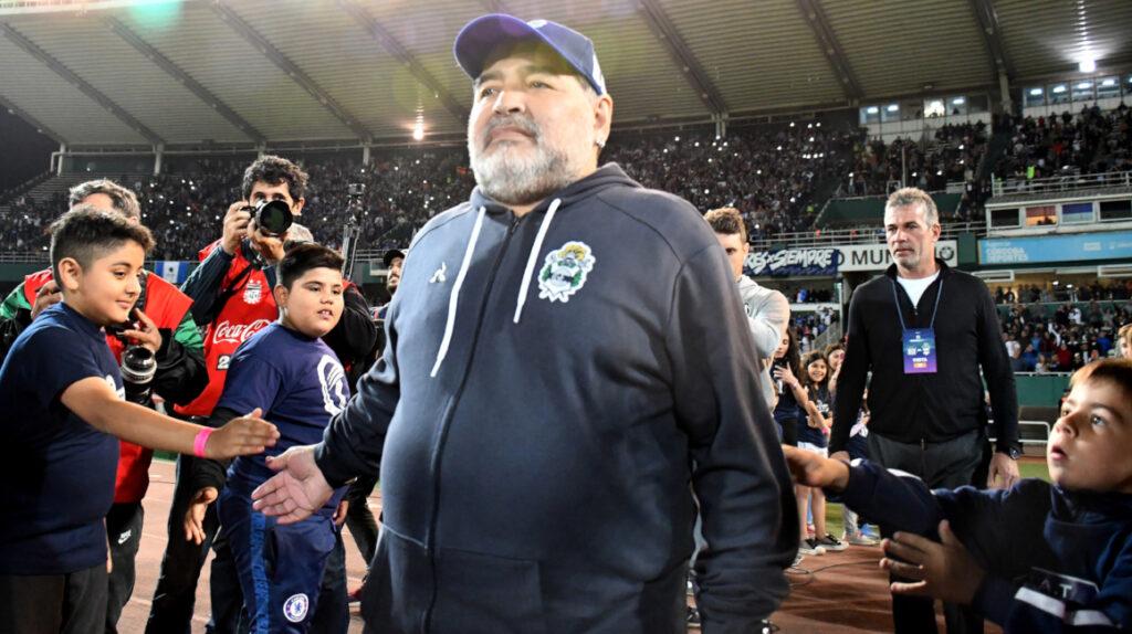 Enfermera de Maradona declaró ante acusación de homicidio