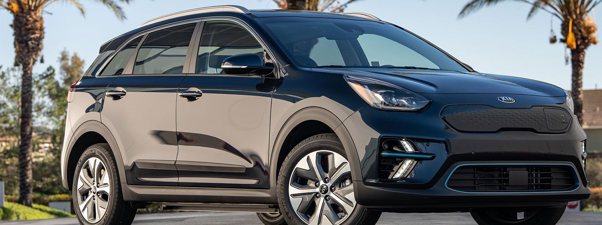 Kia E- Niro: el número uno en experiencia de usuario de vehículos eléctricos