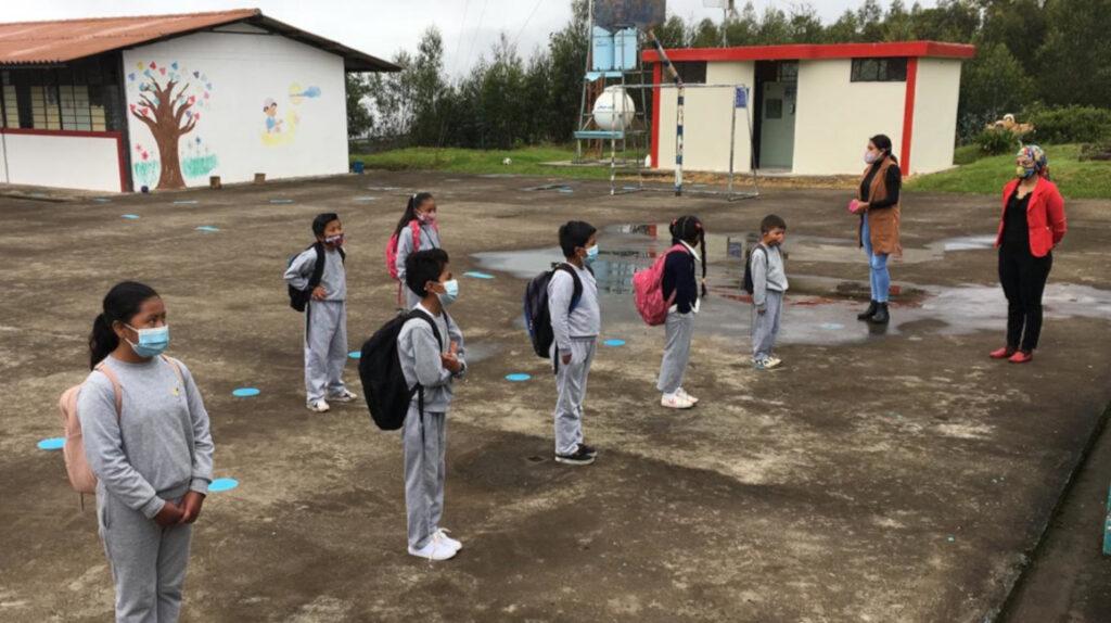 Creamer: Tenemos alertas de un posible incremento del abandono escolar