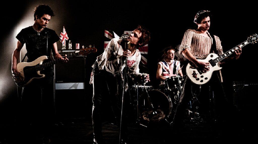 Primeras imágenes de la serie sobre The Sex Pistols, de Danny Boyle