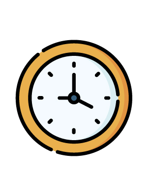 Horarios escalonados