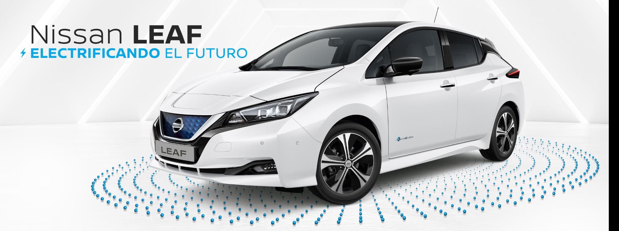Llegó a Ecuador Nissan LEAF, el vehículo 100% eléctrico de la marca
