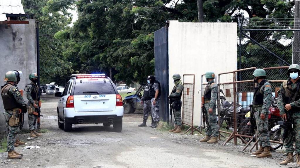 Nueva jornada delictiva en Ecuador sacude a Quito y Guayaquil