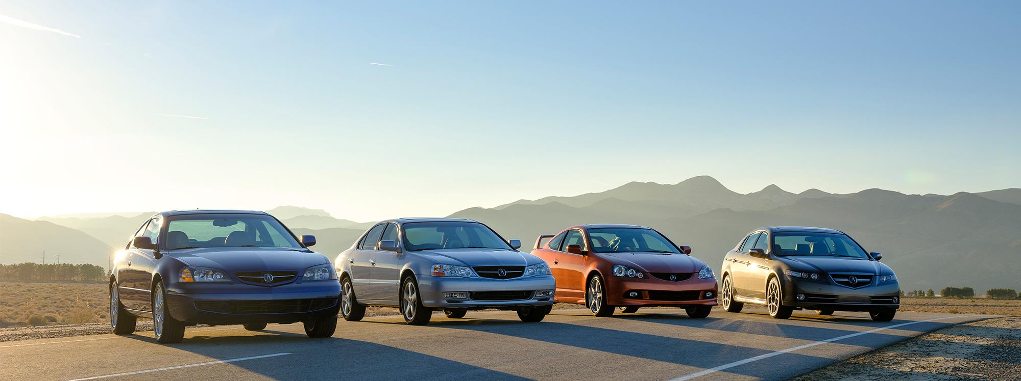 Un recorrido por Type S de la marca de lujo Acura