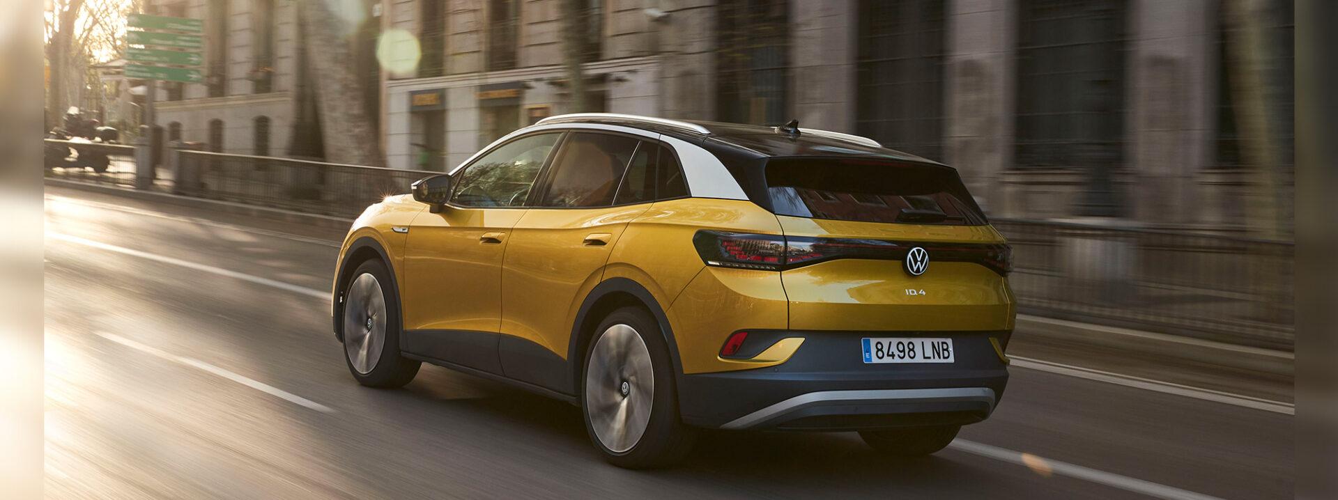 Volkswagen ID.4 se lleva el 'World Car of the Year' del 2021