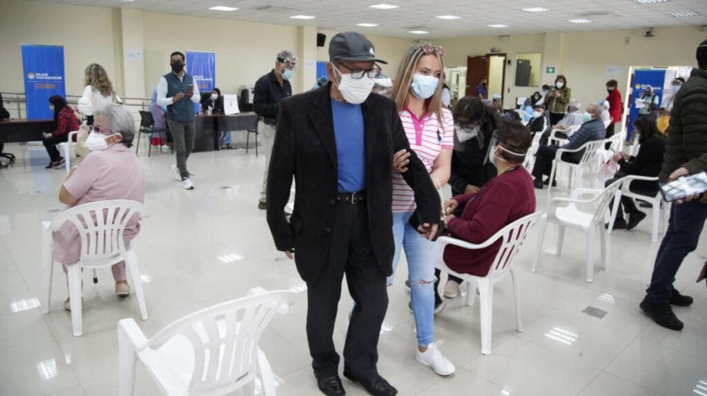 6 de junio de 2021: Ecuador llega a 432.353 contagios confirmados