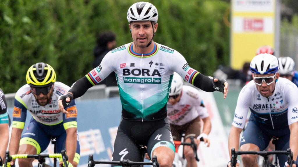 El eslovaco Peter Sagan ficha con el TotalEnergies por dos temporadas