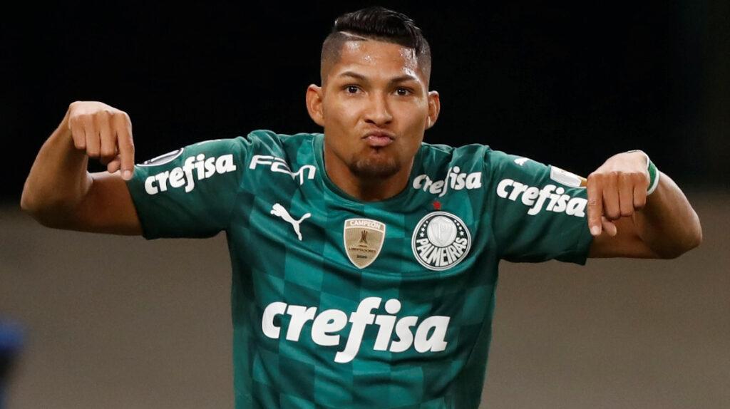 Palmeiras aprovecha los errores defensivos de IDV y golea 5-0