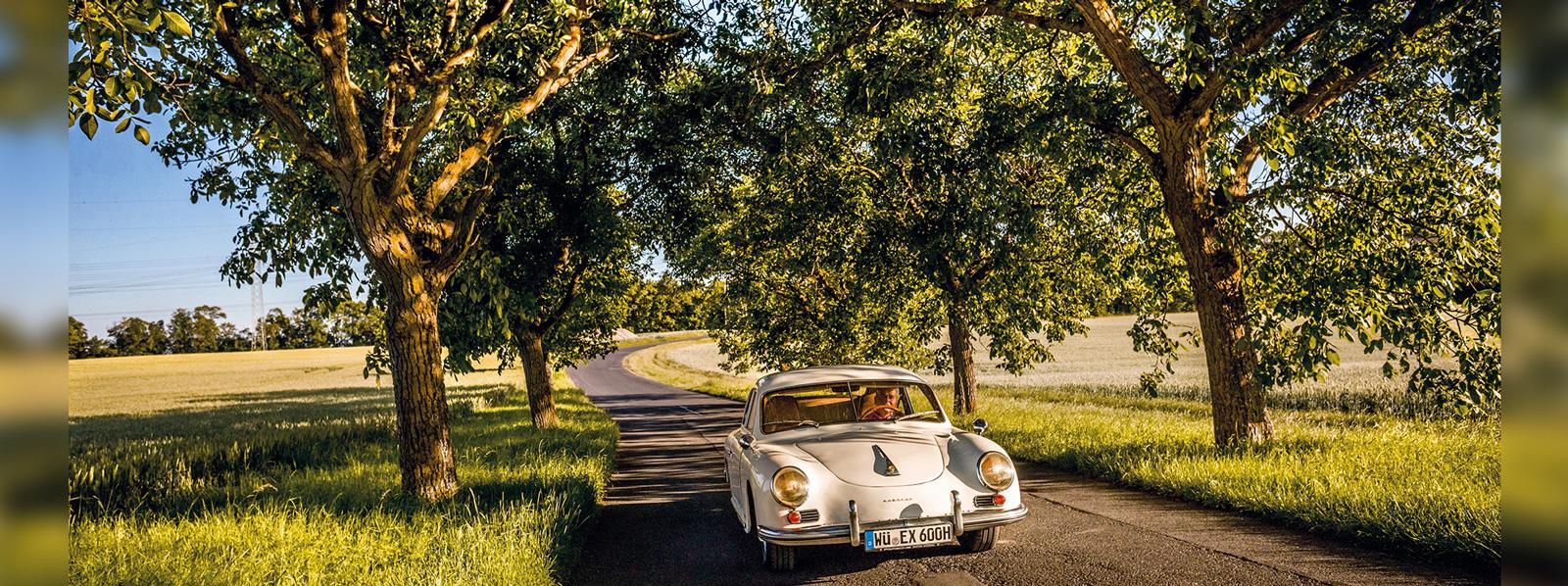 Este es el Porsche que nació en lo que fue la Alemania comunista